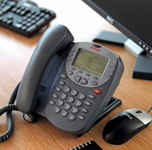 Modern phone systems in Trigate Business Centre